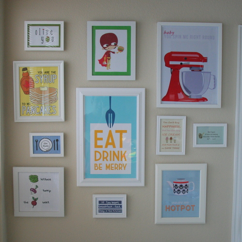 Free Kitchen Wall Art 24 7 Moms