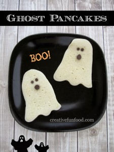 Ghost-Pancakes