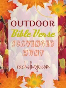outdoor-bible-verse-scavenger-hunt