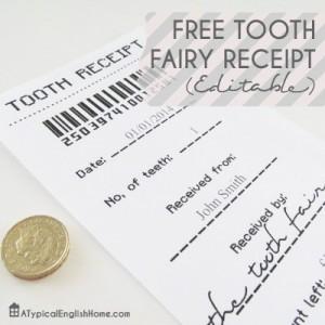 freetoothfairyreceipt