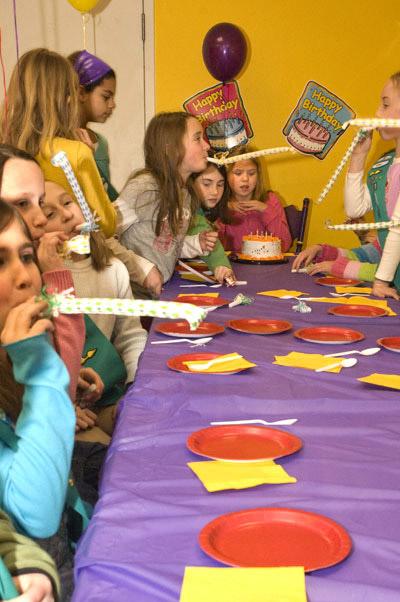 Parties-birthday
