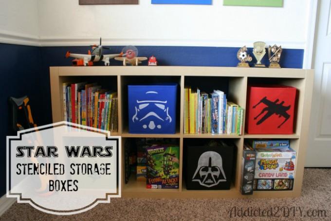 Star-Wars-Stenciled-Storage-Boxes