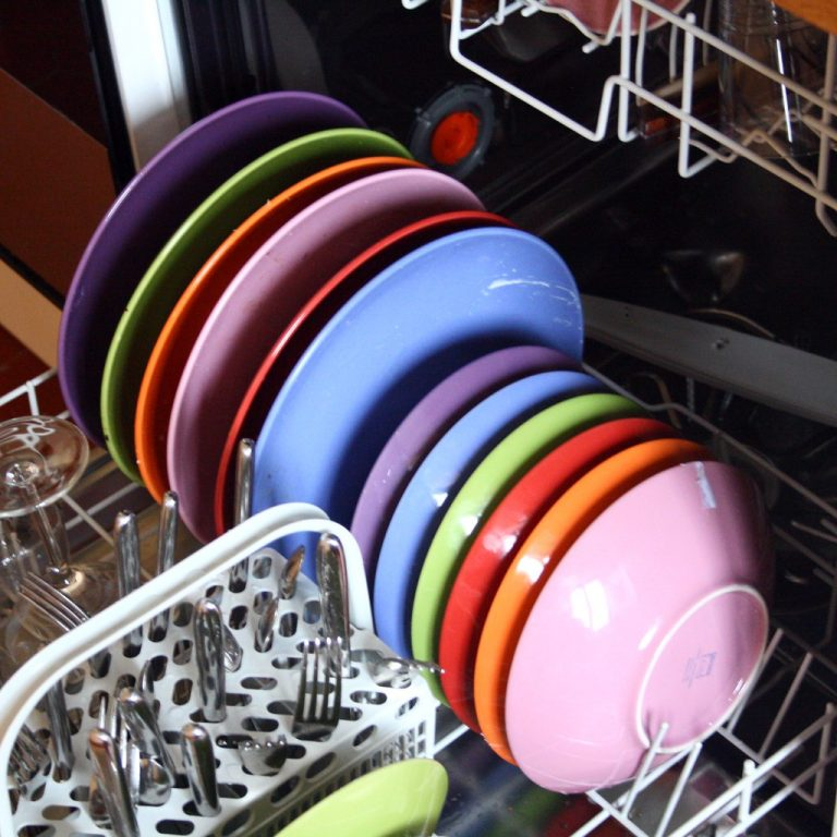 keep your dishwasher clean