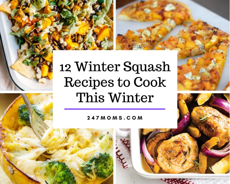 12 winter squash recipes