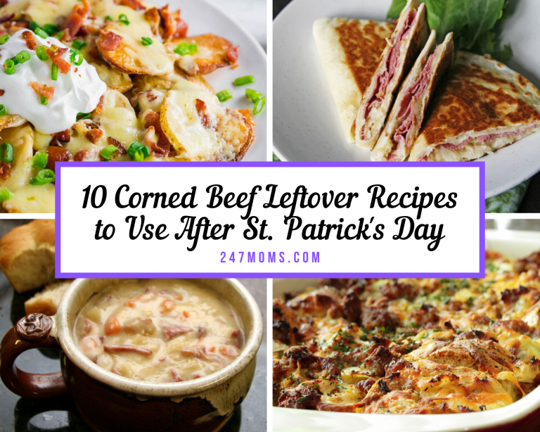 corned beef leftover recipes