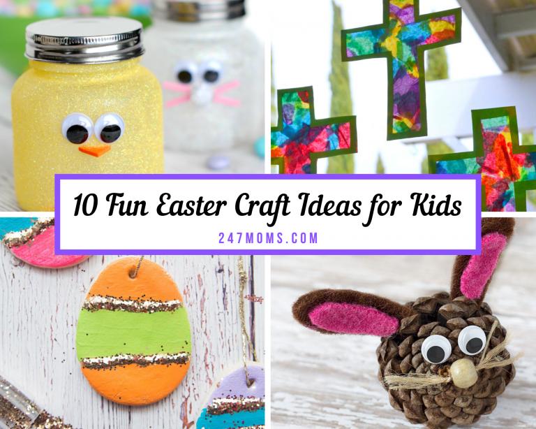 Easter craft ideas kids