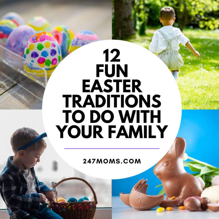 fun Easter traditions family