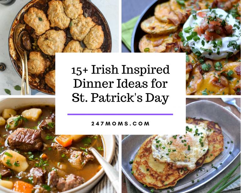 irish dinner st patrick's