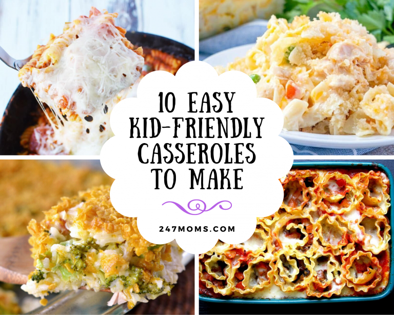 easy kid friendly casseroles