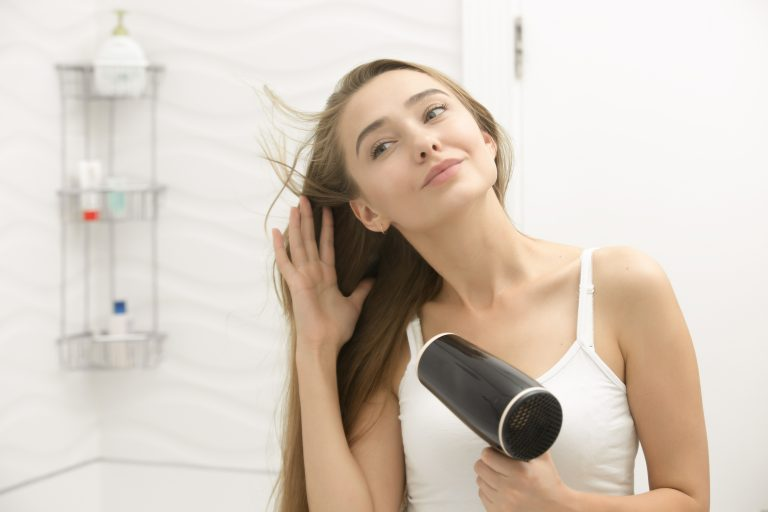 15 clever uses hairdryer