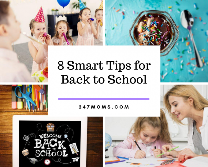 smart tips back school