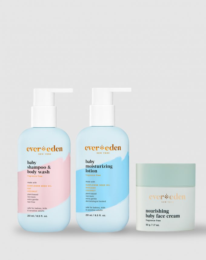 Evereden's Cleanse and Hydrate Bundle