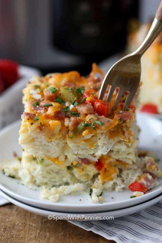 Slow-Cooker-Breakfast-Casserole-SpendWithPennies-23